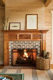 fireplace extraordinary picture of brick fireplace heart and pine
