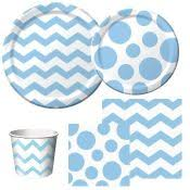 paper plates and napkins for all holidays at lewis