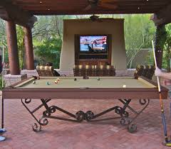 pool tables for sale rochester ny pool table outdoors how awesome but adjust shots for windage