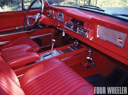 jeep wagoneer interior 1968 jeep wagoneer information and photos momentcar