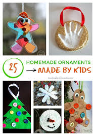 25 ornaments for keepsakes