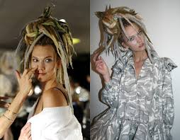 nyfw marc jacobs dreads hairstyles 2017 spring hairdrome com