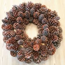 Never Decorate A Palm Tree For Christmas by Natural Christmas Decorations