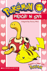 pikachu in love by tracey west scholastic