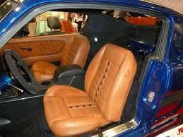 Chevy Nova Interior Kits Tmi Products Goes U0027custom U0027 At Sema 2014