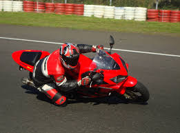 honda cbr 600 f sportbike rider picture website