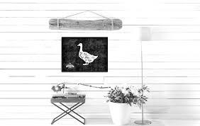 Duck Home Decor Duck Meat Cuts Butchers Chart Home Decor Wall Art Decoration