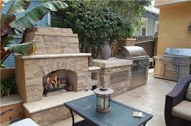 Outdoor Grill And Fireplace Designs - built in outdoor grill designs gary bbq fireplace outdoor bbg