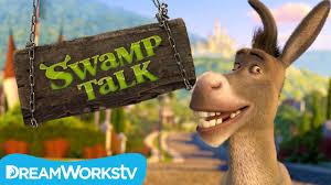 donkey street swamp talk shrek donkey go90