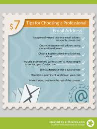 Free Business Domain Email Address how to write a professional email address for your business card