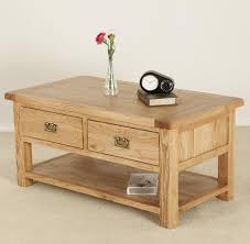 rustic oak coffee table coffee tables thippo