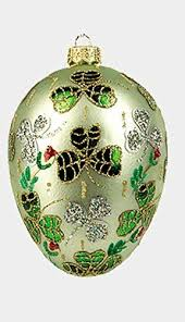 17 best images about faberge style christmas ornaments blown
