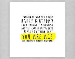 late birthday card u2013 gangcraft net