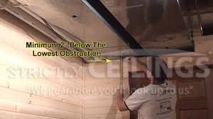 Drop Ceiling Installation by Drop Ceiling Wall Angle Installation Drop Ceilings Installation