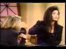 Vanity Drug Use Vanity Denise Matthews Interview Joan Rivers Show 1992 Part 1 Of 3