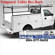 Dodge Ram Utility Truck - utility body ladder racks inlad truck u0026 van company