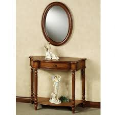 Foyer Console Table And Mirror Console Table And Mirror Set Foyer Design Design Ideas Regarding