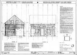 blacksmith shop floor plans fort vancouver nhs historic structures report chapter 2