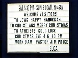 happy hanukkah signs even more hilarious church signs to jews happy hanukkah to