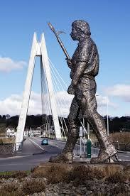 chartist bridge and sculpture blackwood sculpture by seba flickr