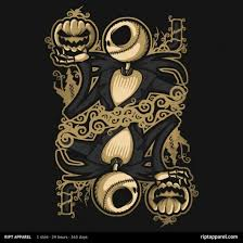 gear the nightmare before of pumpkins shirt