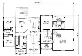 traditional house floor plans stylish inspiration 5 european traditional house plans with open