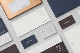 Business Cards And Headed Paper The Best Of Bp U0026o U2014 June 2016 Wealth And Business Cards