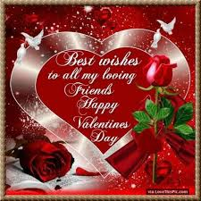 best wishes to all my loving friends happy s day pictures
