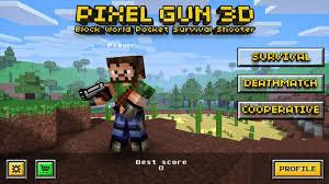 pixel gun 3d hack apk pixel gun 3d pocket edition apk mod apk v13 5 2 android