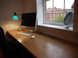 Computer Desk Light by Accessories The Fabulous Desk For A Fantastic Imac White Wall