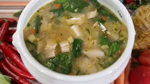 turkey and rice soup with vegetables recipe emeril lagasse