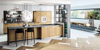 cuisines bois cuisine bois moderne truro chêne massif teinté