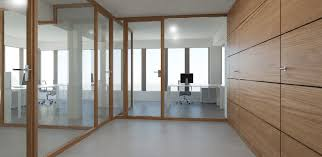 glass partition walls for home nodoo wood and glass italian design partition walls