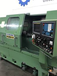 daewoo puma 8 cnc turning center machinestation