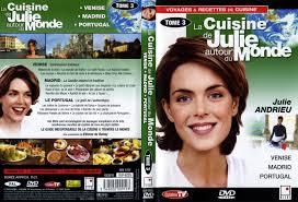 julie cuisine le monde julie andrieu vol 3 dvd