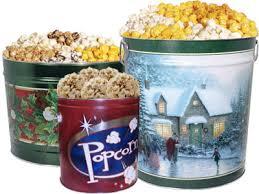 popcorn tins empty dallas cowboys 3 flavor popcorn tins the