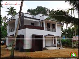 contemporary architecture design photo of an contemporary style house architecture kerala