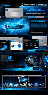 darkmatter subspace theme by skinsfactory on deviantart