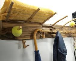 driftwood coat rack wooden coat rack handmade coat rack