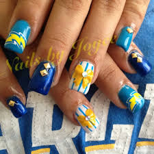chargers nails awesome hair and beauty tips pinterest nail