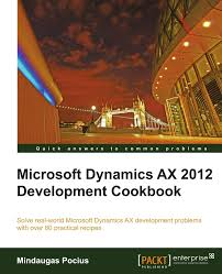 microsoft dynamics ax 2012 development cookbook mindaugas pocius
