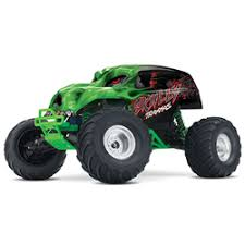 traxxas monster rc trucks