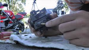 diy how to clean a carburetor on a honda 5hp outboard motor youtube