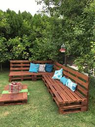 pallets outdoor sofa and table on casters outdoor sofas pallets