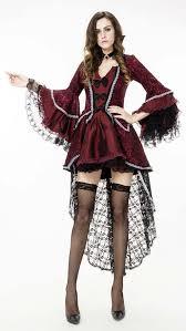 Halloween Costumes Victorian Victorian Vamp Halloween Costume N10609