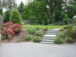 Sloping Backyard Ideas The 25 Best Sloped Backyard Ideas On Pinterest Sloping Backyard