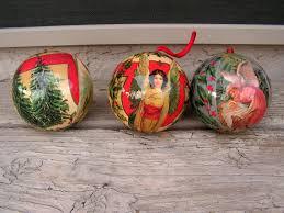 paper mache christmas tree decorations best ideas about paper