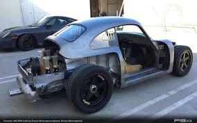 sema porsche 2016 emory motorsports teases 356 rsr build at sema u2013 p9xx
