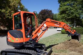 using a mini excavator for the first time doesn u0027t have to be