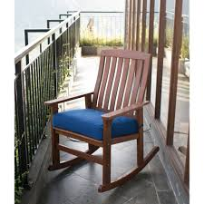 Electric Rocking Chair Better Homes And Gardens Delahey Wood Porch Rocking Chair